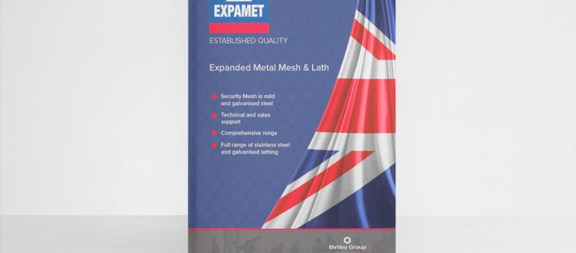 Request Our New Expanded Metal Mesh & Lathing Brochure!